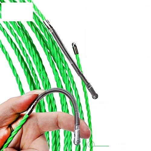Fayella 4mm 5m / 15m / 25m Cable de fibra de vidrio...