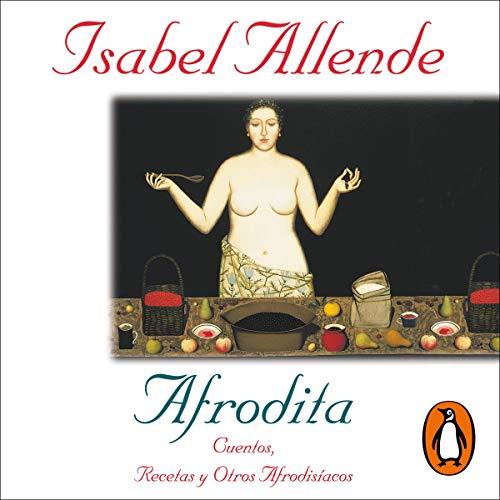 Afrodita [Aphrodite] audiobook cover art