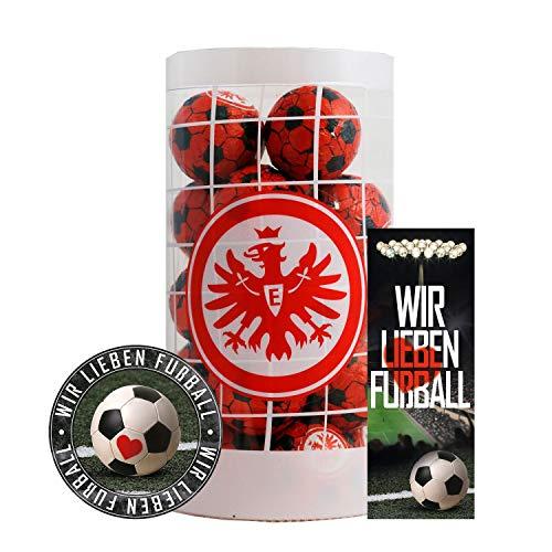 FC Schalke 04 Schokokugeln Schokofussbälle Schokoladen Kugeln Plus je 1 x grat