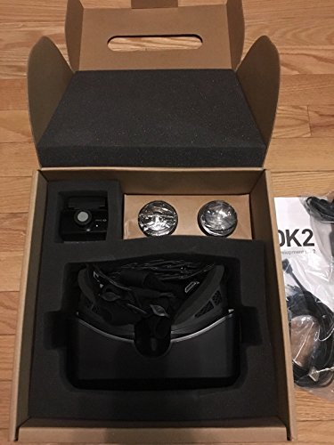 Oculus Rift Development Kit 2 DK2 オキュラス リフト/ 3D ヘッドマウントディスプレイ
