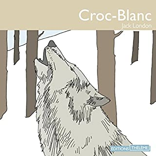 Croc-blanc                   De :                                                                                                                                 Jack London                               Lu par :                                                                                                                                 Cédric Zimmerlin                      Durée : 4 h et 29 min     24 notations     Global 4,8