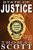State of Justice: A Mystery Thriller Novel (Virgil Jones Mystery Thriller Series Book 10)