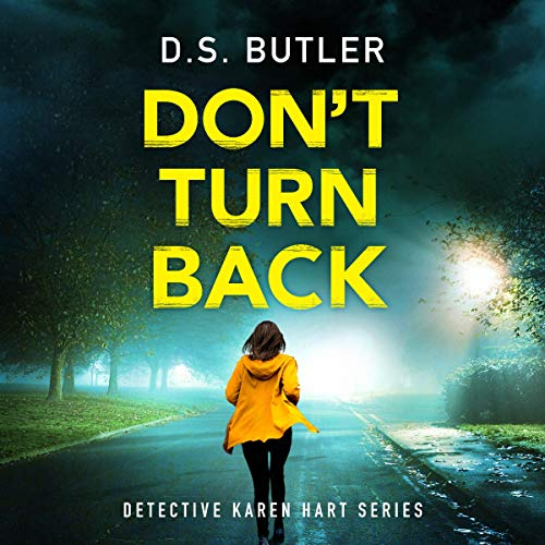 Don't Turn Back audiobook cover art