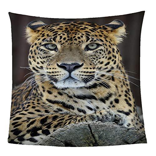 3D Impresión Patrón Tiger Animal 180x200cm Invierno Hogar Manta Cálida En La Cama para Niños Adolescentes Dormitorio para Adultos Siesta Manta De Oficina