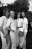 ABBA- Bjorn Agnetha Fride and Benny 1976 61x91.5cm