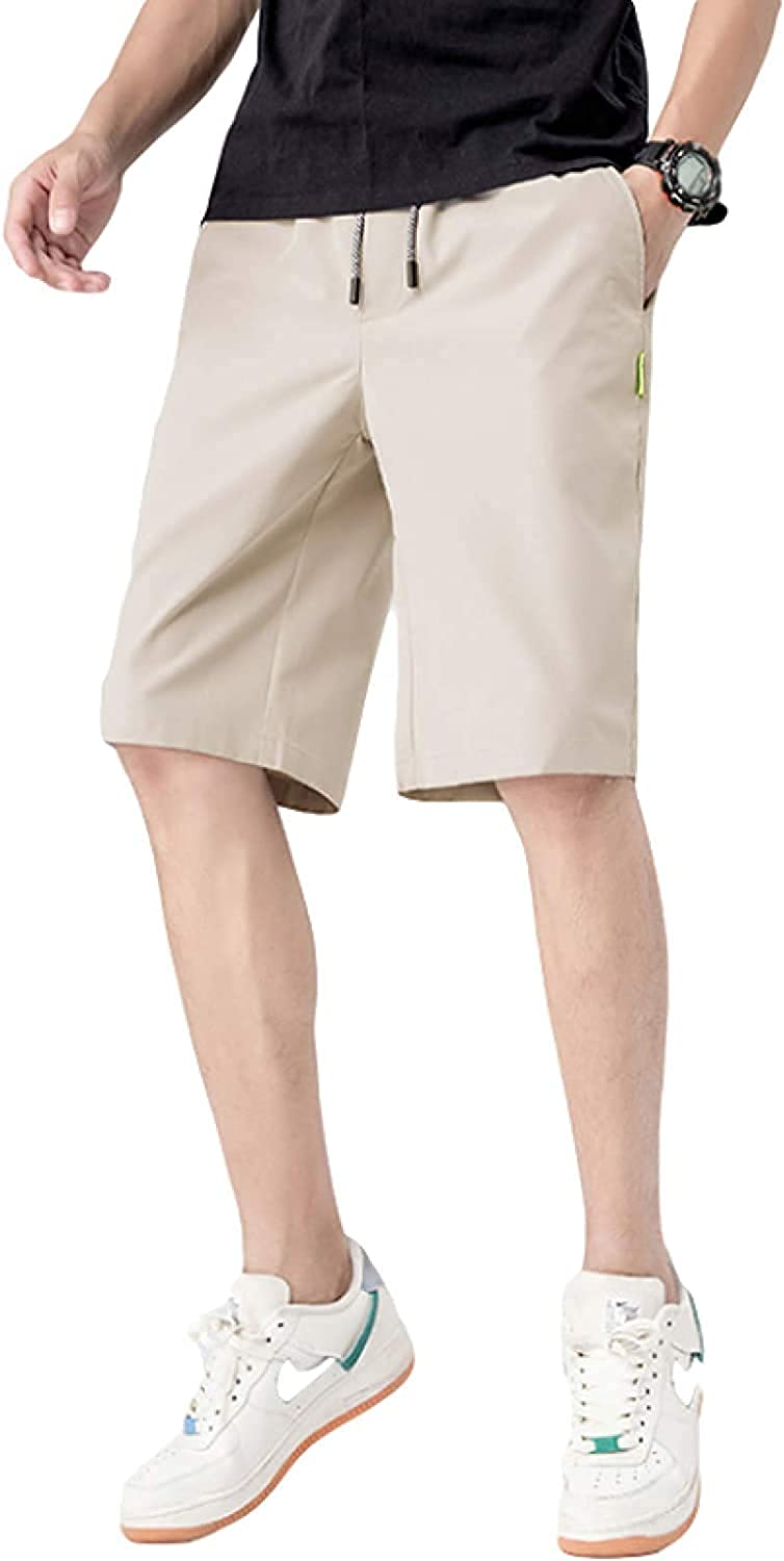 Andrea Spence Loose Fit Shorts Youth Trend Street Wear Slim-Fitting Casual Cargo Pants