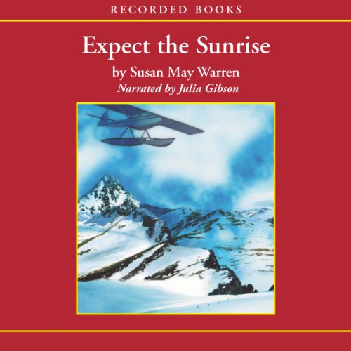 Expect the Sunrise audiobook cover art