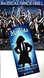Tim Minchin'MATILDA' Roald Dahl/Bertie Carvel/Leslie Margherita 2013 Broadway Flyer