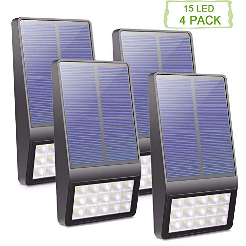 10 Best Rated Solar Powered Deck Lights - Top Reviews 8