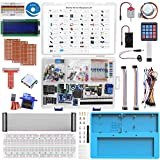 Ultimate Starter Kit para Raspberry Pi RAB Holder, Servo,Breadboard,...