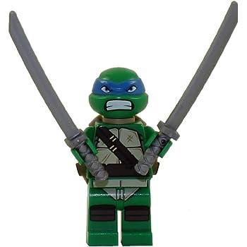 Amazon Com Lego Minifigure Teenage Mutant Ninja Turtles