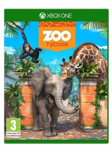 Xbox One Zoo Tycoon (PEGI)