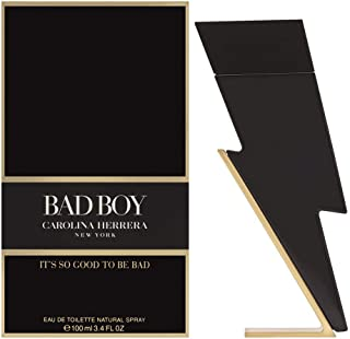 Carolina Herrera Bad Boy Eau De Toilette, 100ml