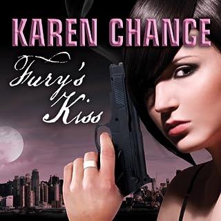 Fury's Kiss audiobook cover art