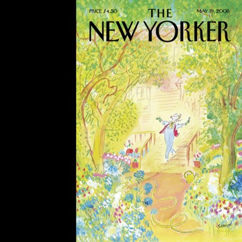 The New Yorker, May 19, 2008 copertina