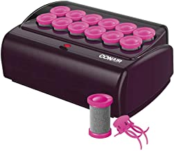 "Conair Express Waves & Volume Hot Rollers, Jumbo 1 1/2"" Hot Rollers, NEW COLOR & DESIGN"