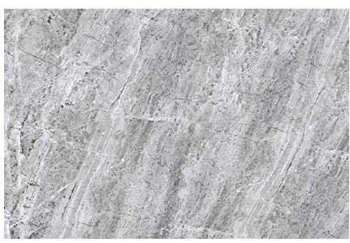 Plain Grijs marmer muurschildering behang 3D patroon Home woonkamer slaapkamer kinderkamer club decoratie kunst afneembare sticker papier foto muursticker (W)250X(H)175cm