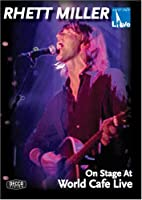 On Stage at World Cafe Live [DVD] [Import]