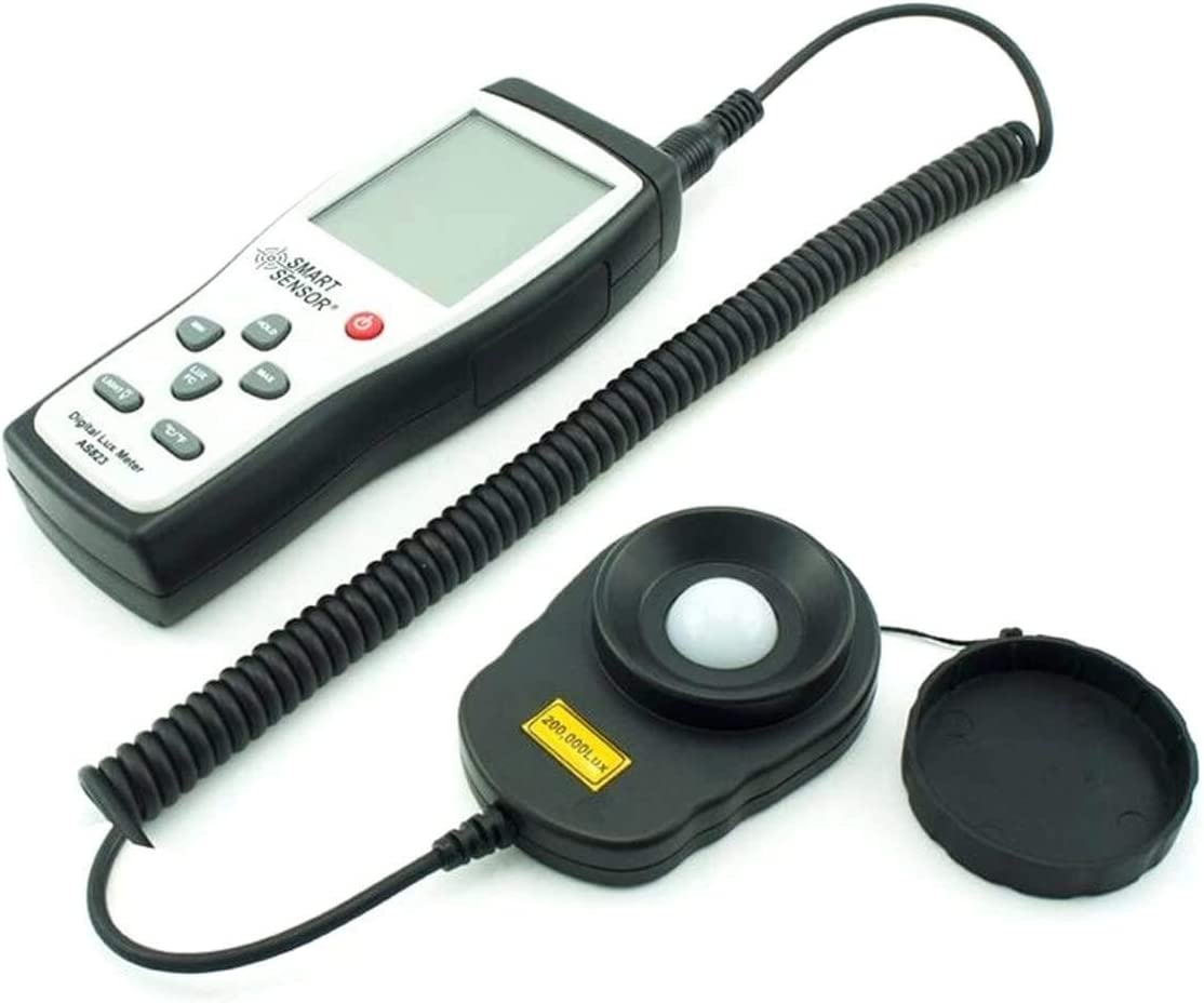 GXT 1 year warranty Digital Safety and trust Lux Meter Spectrometer Spec Photometer Illuminometer