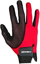 HEAD Leather Racquetball Glove – Web Extra Grip Breathable Glove for Right & Left Hand