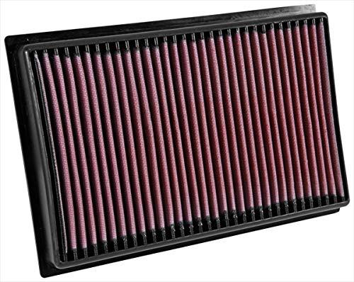 K&N 33-5039 Motorluftfilter: Hochleistung, Prämie, Abwaschbar, Ersatzfilter, Erhöhte Leistung, 2014-2019 C, R, AMG GT S