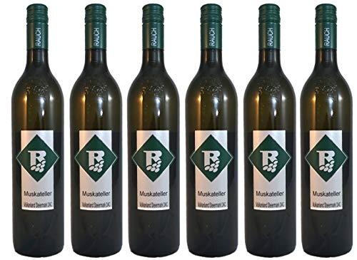 Muskateller 2019 DAC Vulkanland Steiermark 6 Flaschen Weinhof Rauch