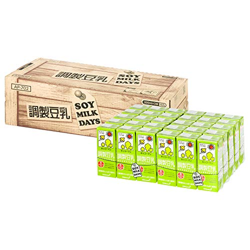 [Amazon限定ブランド] キッコーマン 調製豆乳 SOYMILK DAYS 200ml×30本