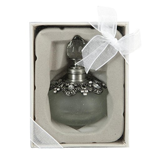 Clayre & Eef 6GL1335 Flacon de Parfum Env. 5 x 7 cm