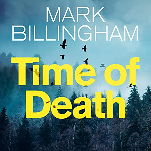 Time of Death cover art