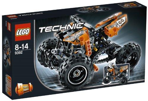 Lego Technic 9392 Quad