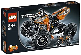 LEGO Technic 9392 - Quad (B005KIQ2OU) | Amazon price tracker / tracking, Amazon price history charts, Amazon price watches, Amazon price drop alerts