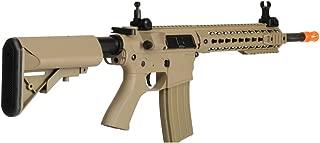 Lancer Tactical LT-12TK M4 Key Mod 10 inch AEG Metal Gear Metal Gear Airsoft Rifle Gun