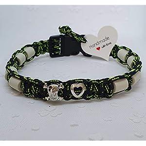 EM Keramik Halsband/EM Keramik Band für Hunde water & sun – Seeräuber