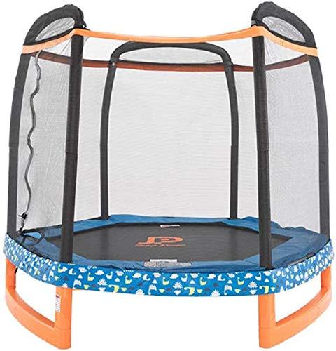 Schommel Trampoline Family binnen en buiten Met Net Bouncing Bed Indoor Trampolines