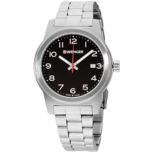 Field color orologio Uomo Analogico Al quarzo con cinturino in Acciaio INOX 01.0441.145