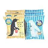 チャーリー かき氷バスソルト メントール配合 冷感成分入り 6包セット お試しセット有り (それぞれ3包ずつ)