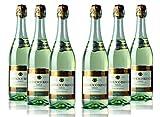 Sant'Orsola Lambrusco Emilia Igt Bianco Frizzante - Pacco da 6 x 750 ml