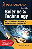 Simplified Science & Technology - For Civil Service Examinations & Other State Public Service Exams