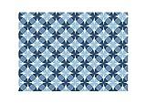 Tovagliette di Carta [Confezione da 50] Dimensione DIN A3 (42 x 29.7 cm) USA e Getta. Riciclabile Monouso Antimacchia. Design di Cerchi