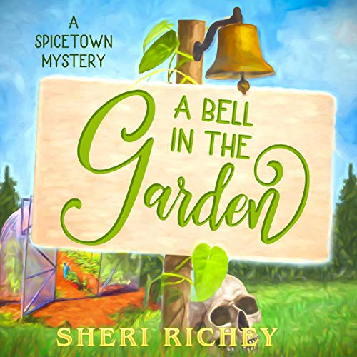 A Bell in the Garden  By  cover art