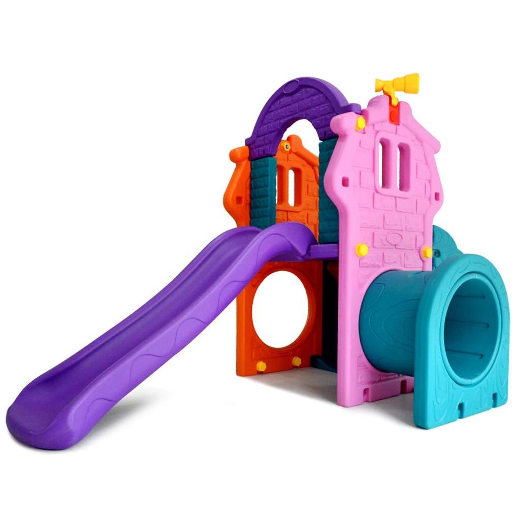 LiRuShop Toboganes Independientes Tobogán para niños Juguete de casa multifunción para Interiores Juguete para el hogar Jardín de Infantes 4S Tienda Combinación de toboganes para niños: Amazon.es: Hogar