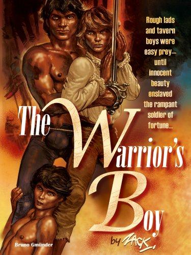 The Warrior's Boy: A Gay Erotic Novel (English Edition)