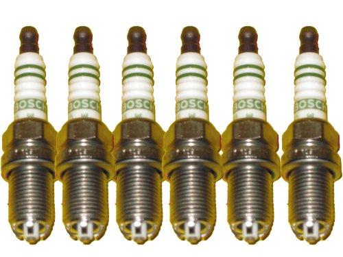 6x BOSCH FGR5KQE0 0242245559 Zündkerze für PORSCHE 996 997 BOXSTER CAYMAN (987)
