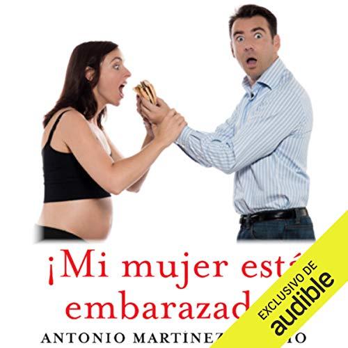 Diseño de la portada del título ¡Mi mujer está embarazada!