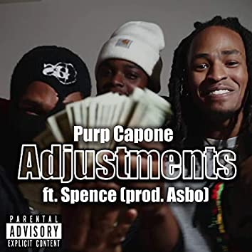 Adjustments (feat. Spence)