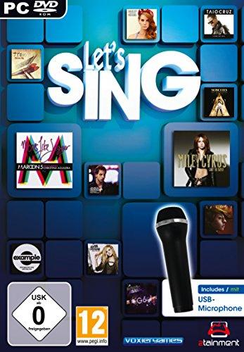 Let's Sing (inkl. 1 Mikro)