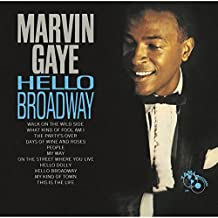 marvin gaye hello broadway