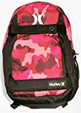Hurley Honor Roll Printed Backpack (Very Berry/White)