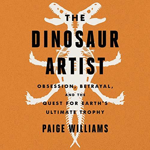 The Dinosaur Artist  By  cover art