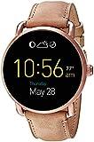 Fossil Q Wander Gen 2 Light Brown Leather Touchscreen Smartwatch FTW2102